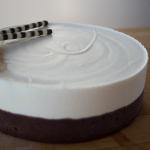 Black & White Mousse Cake