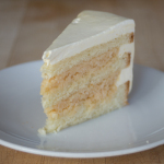 Roasted Coconut Chiffon Cake