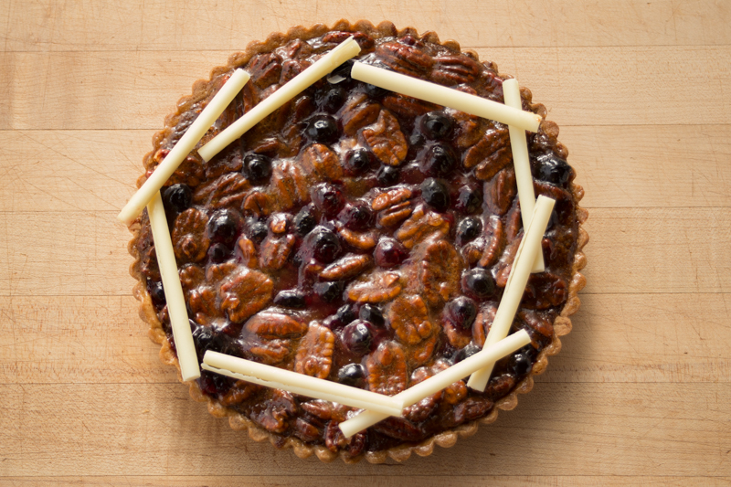 cranberry pecan frangipane tart recipes dishmaps tart cranberry orange ...
